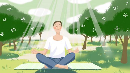 Breathing for better mental health