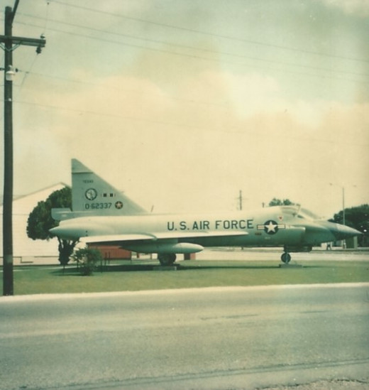 F-102 Lackland AFB, TX, 1977