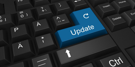 Make sure you update your virus definition and other security programs.