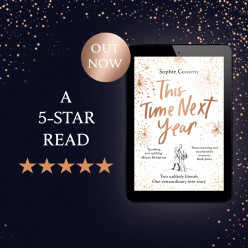 Book Review:This Time Next Year by Sophie Cousens