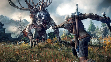 The Witcher by CD Projekt