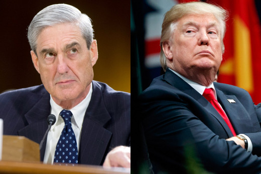 Trump and Mueller
