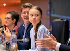 Greta Thunberg Donates $1.2 Million Prize to Charity