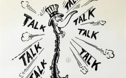 Talk Talk Talk...