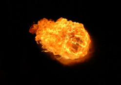 Fireball: My One and Only Encounter Terrified Me.