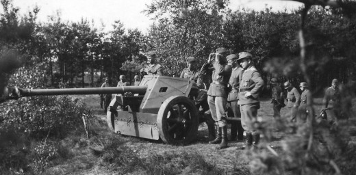 The Pak 40 was one of the most important German anti-tank guns of the war, which is why it is very strange that it doesn't so much as get mentioned
