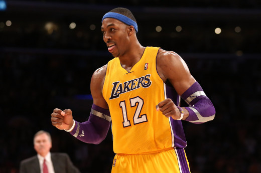 Dwight was unsuccessful with his first trip with the Lakers but will try to do better on his second trip with Lebron.