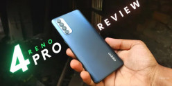 Review of the Best Gaming Smartphone Oppo Reno 4 Pro