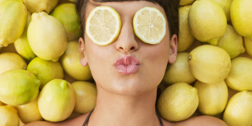 Naked Lemon to Skin