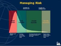 INSURABLE VERSUS NON-INSURABLE RISKS