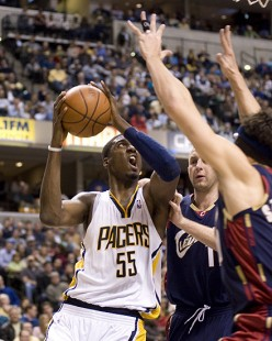 Indiana Pacers 2009 Summer Moves