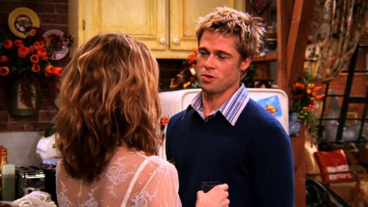 The one with the rumor (Season 8, Episode 9)
