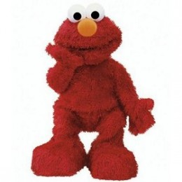 Who can resist Elmo Live?