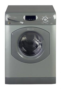 The Hotpoint WD860G is a high quality single unit Mini Washer Dryer with 27 wash programs and 1600 spin dryer!