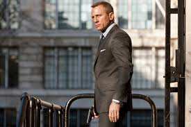 Bond in No Time to Die (2020)