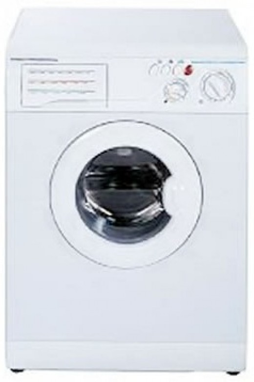 The Summit Combo Mini Washer/Dryer SPWD1160C is a very compact single unit that washes and dries 11 pounds of clothes!