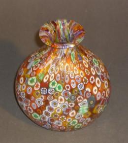 A typical Millefiori Murano Vase