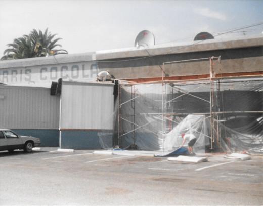 Hurricane Repairs