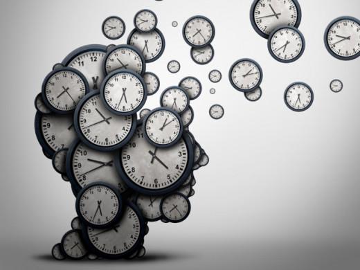 Taking time ...