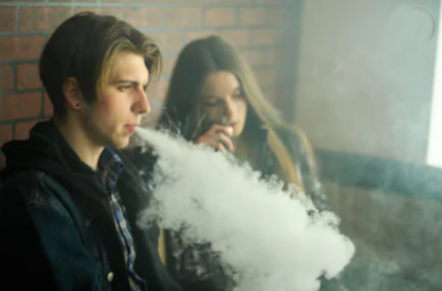 Reports from the Centers for Disease Control and Prevention (CDC) reveal that health risks of vaping can be just as dangerous as those linked to cigarette smoking.