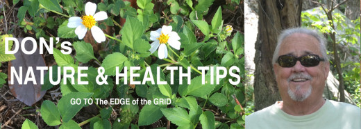 Don's Nature and Health Tips