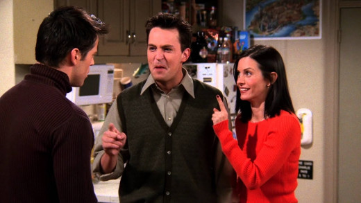 The one where everyone finds out (Season 5, Episode 14)