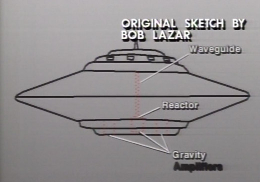 Bob Lazzar claimed in 1989 that he worked on a project at Area 51 in Nevada that involved reverse engineering a captured UFO to determine how it flew.