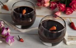 Chocolate and Chilli Pudding