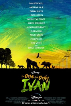 'The One and Only Ivan' Review: The Gorilla With a Heart of Gold