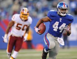 10 Best Running Backs in New York Giants History