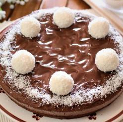 Soft Tartufina Cake