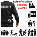 Understand the Role of Modern Security Guards
