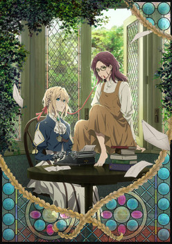 Anime Movie Review: Violet Evergarden: -Eternity and the Auto Memory Doll- (2020)