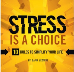 Book Review Of The Book,Stress is A Choice