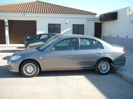 My Honda Civic IMA