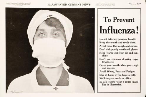 Coronavirus Is Very Different From the Spanish Flu of 1918. Here's How.