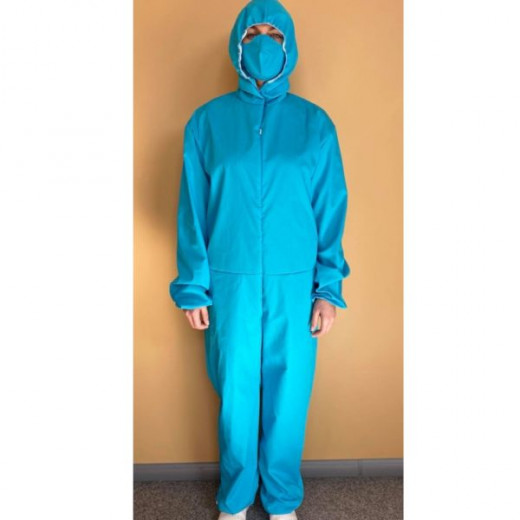 Isolation Gowns and Coveralls for Healthcare Workers
