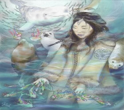 Clear Subconscious Blocks with the Inuit Goddess Sedna