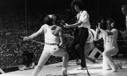Freddie Mercury; The Man Who Rocked Live Aid... And The World
