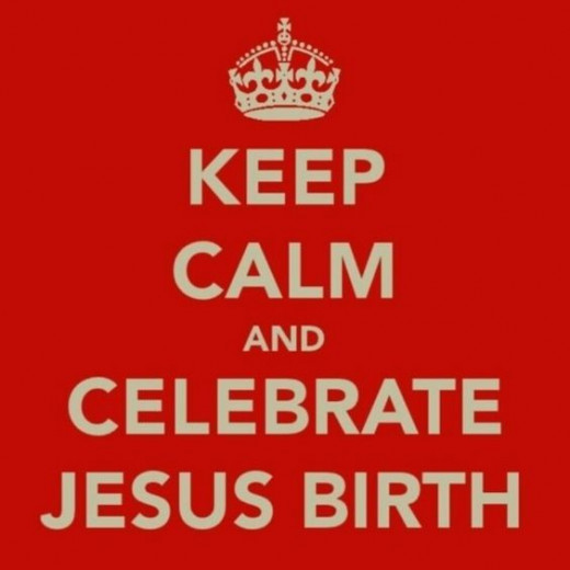Celebrate Him every day.