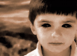 The Mystery of Black-Eyed Kids