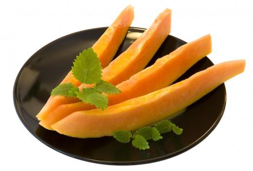 Mmmmmm, Papaya!