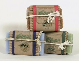 Handmade soap can be found from many online sellers for great prices.