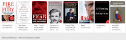 The Books on Donald Trump