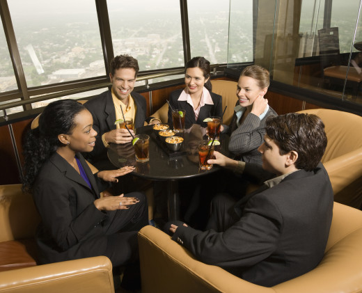 Try to arrange informal group sessions for your adult learners.