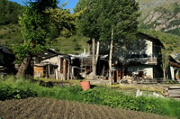 Ancient Italian farmhouse.