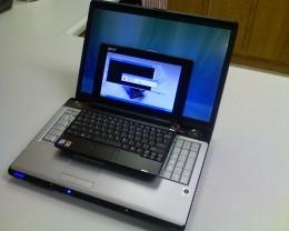 Acer Aspire One by zieak