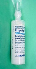 Propofol (Diprivan), what is it and how does it work?