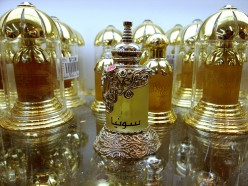 Burgeoning perfume industry hits jackpot in Middle East