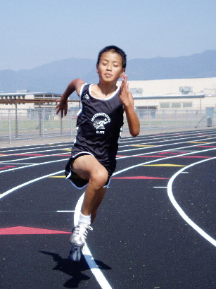 Sprinting for core training